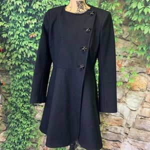 FRENCH CONNECTION Car Coat, 10